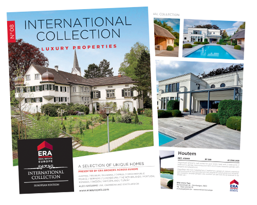 International Collection Luxury Properties Magazine.
